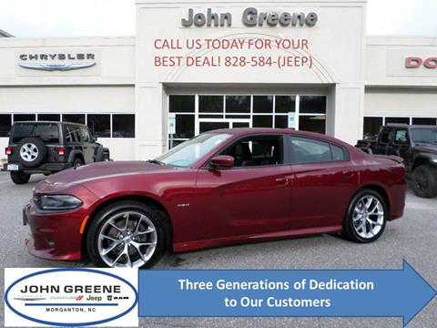 2019 Dodge Charger for sale at John Greene Chrysler Dodge Jeep Ram in Morganton NC