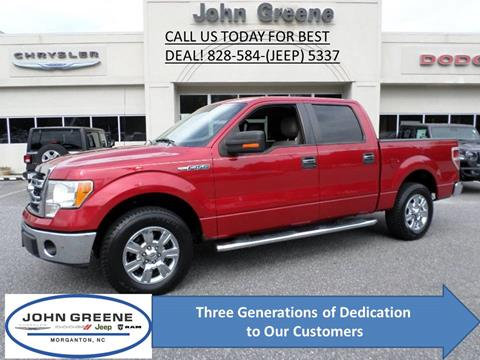 2010 Ford F-150 for sale at John Greene Chrysler Dodge Jeep Ram in Morganton NC