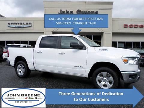 2020 RAM Ram Pickup 1500 for sale at John Greene Chrysler Dodge Jeep Ram in Morganton NC