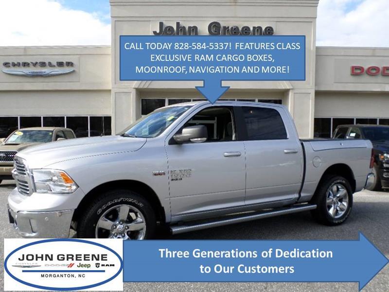 2019 RAM Ram Pickup 1500 Classic for sale at John Greene Chrysler Dodge Jeep Ram in Morganton NC