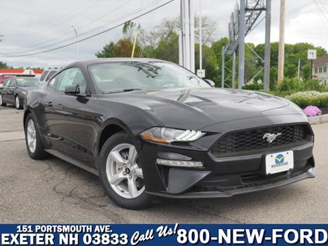 2019 Ford Mustang for sale in Exeter, NH