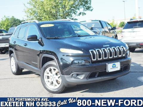 2017 Jeep Cherokee for sale in Exeter, NH
