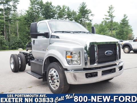 2019 Ford F-650 Super Duty for sale in Exeter, NH