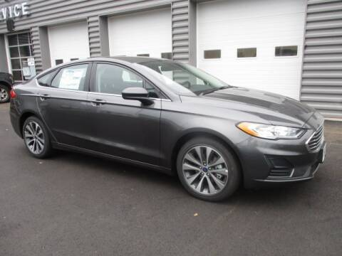 2020 Ford Fusion for sale at MC FARLAND FORD in Exeter NH