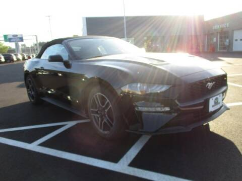 2020 Ford Mustang for sale at MC FARLAND FORD in Exeter NH