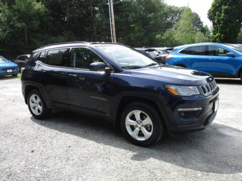 2018 Jeep Compass for sale at MC FARLAND FORD in Exeter NH