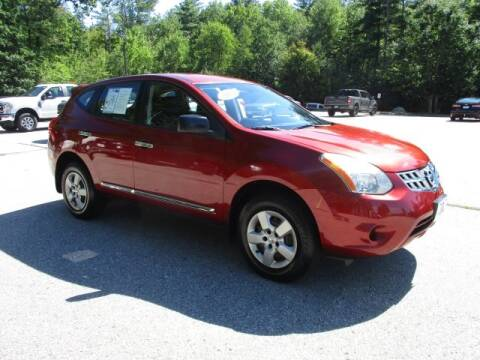 2012 Nissan Rogue for sale at MC FARLAND FORD in Exeter NH