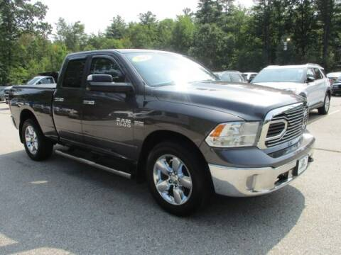2015 RAM Ram Pickup 1500 for sale at MC FARLAND FORD in Exeter NH