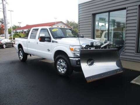 2016 Ford F-350 Super Duty for sale at MC FARLAND FORD in Exeter NH