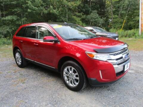 2012 Ford Edge for sale at MC FARLAND FORD in Exeter NH