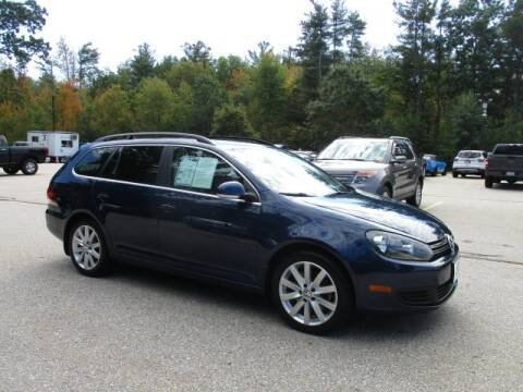 2014 Volkswagen Jetta for sale at MC FARLAND FORD in Exeter NH