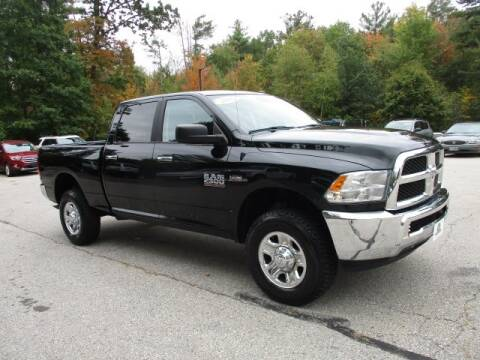 2016 RAM Ram Pickup 2500 for sale at MC FARLAND FORD in Exeter NH