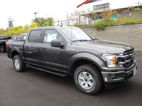 2020 Ford F-150 for sale at MC FARLAND FORD in Exeter NH