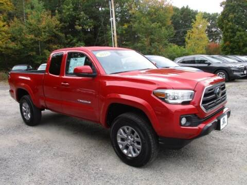 2018 Toyota Tacoma for sale at MC FARLAND FORD in Exeter NH
