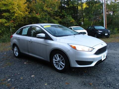 2017 Ford Focus for sale at MC FARLAND FORD in Exeter NH