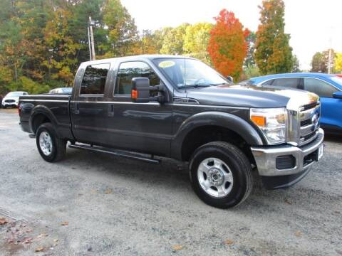 2016 Ford F-250 Super Duty for sale at MC FARLAND FORD in Exeter NH