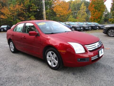 2009 Ford Fusion for sale at MC FARLAND FORD in Exeter NH