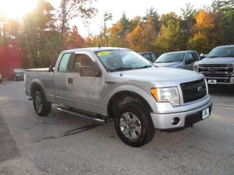 2013 Ford F-150 for sale at MC FARLAND FORD in Exeter NH