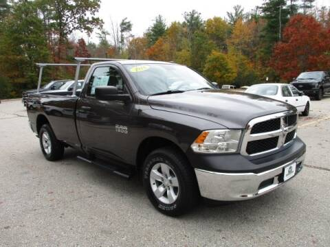 2016 RAM Ram Pickup 1500 for sale at MC FARLAND FORD in Exeter NH