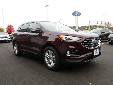 2020 Ford Edge for sale at MC FARLAND FORD in Exeter NH