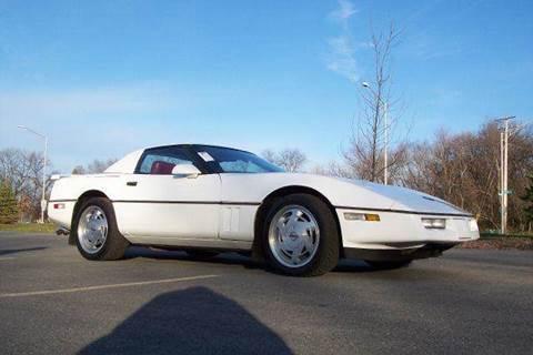 1989 Chevrolet Corvette for sale at Classic Auto Haus in Geneva IL