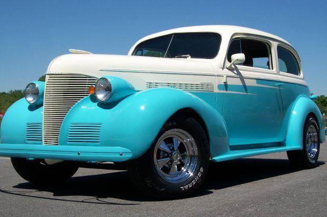 1939 Chevrolet Classic for sale at Classic Auto Haus in Geneva IL