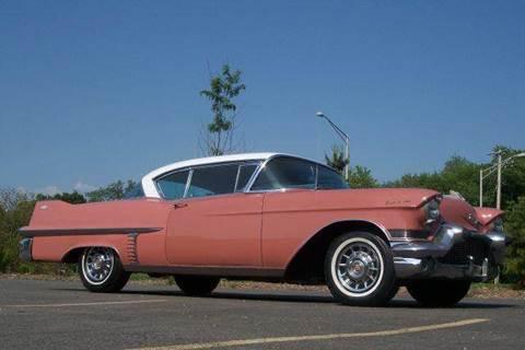 1957 Cadillac DeVille for sale at Classic Auto Haus in Geneva IL