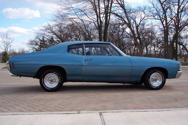 1971 Chevrolet Chevelle for sale at Classic Auto Haus in Geneva IL