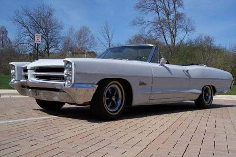 1966 Pontiac Catalina for sale at Classic Auto Haus in Geneva IL