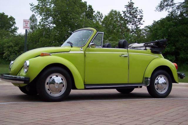 1974 Volkswagen Beetle for sale at Classic Auto Haus in Geneva IL