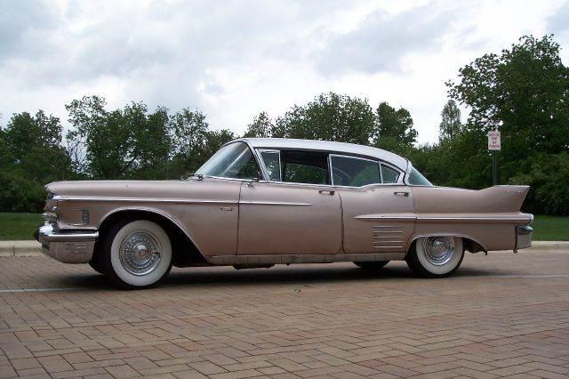 1958 Cadillac Series 62 for sale at Classic Auto Haus in Geneva IL