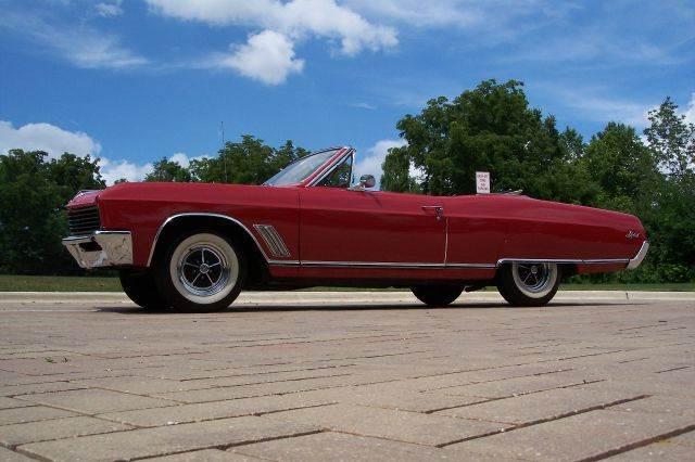 1967 Buick Skylark for sale at Classic Auto Haus in Geneva IL
