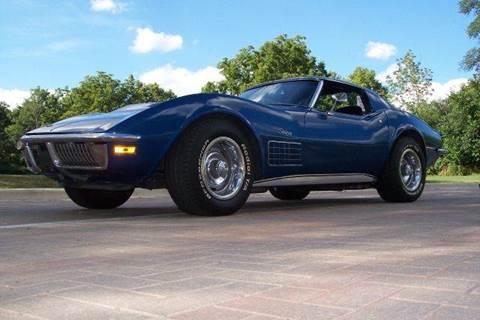 1971 Chevrolet Corvette for sale at Classic Auto Haus in Geneva IL