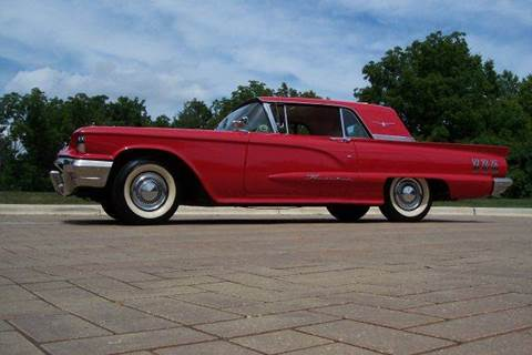 1960 Ford Thunderbird for sale at Classic Auto Haus in Geneva IL