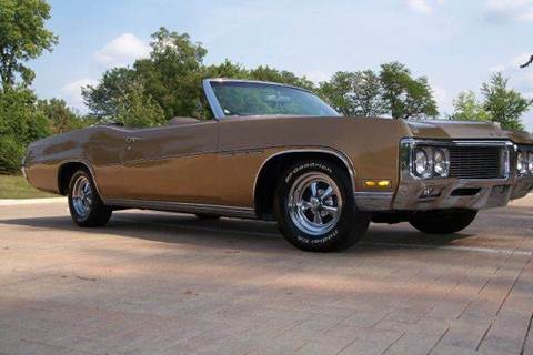 1970 Buick LeSabre for sale at Classic Auto Haus in Geneva IL