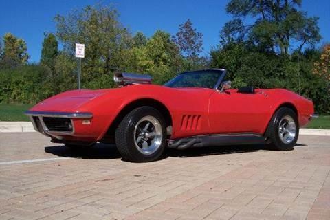 1968 Chevrolet Corvette for sale at Classic Auto Haus in Geneva IL
