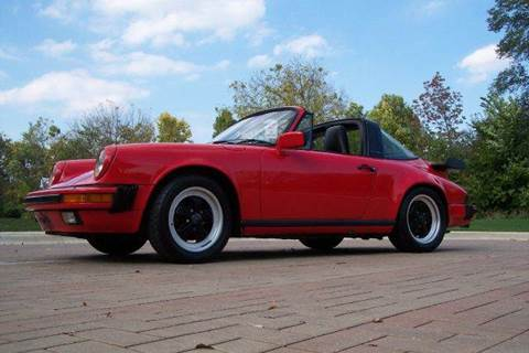 1984 Porsche 911 for sale at Classic Auto Haus in Geneva IL