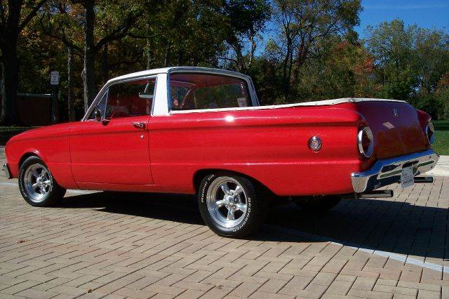 1963 Ford Ranchero for sale at Classic Auto Haus in Geneva IL