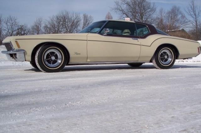 1971 Buick Riviera for sale at Classic Auto Haus in Geneva IL