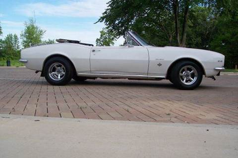 1967 chevy vehicles
