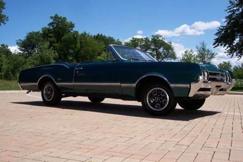 1966 Oldsmobile Cutlass for sale at Classic Auto Haus in Geneva IL