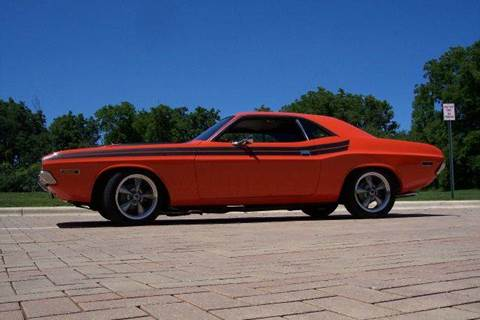 1971 Dodge Challenger for sale at Classic Auto Haus in Geneva IL
