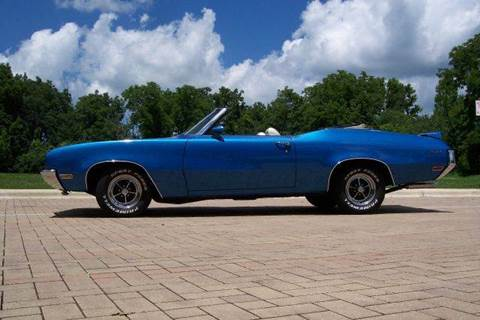 1971 Buick Skylark for sale at Classic Auto Haus in Geneva IL