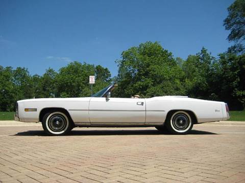 1976 Cadillac Eldorado for sale at Classic Auto Haus in Geneva IL