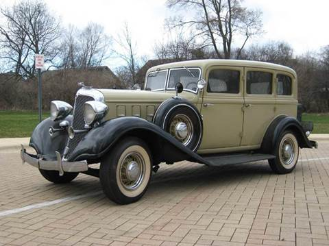 1933 Chrysler Imperial for sale at Classic Auto Haus in Geneva IL