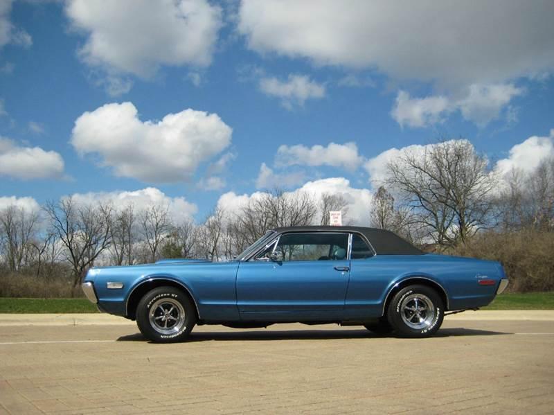 1968 Mercury Cougar for sale at Classic Auto Haus in Geneva IL