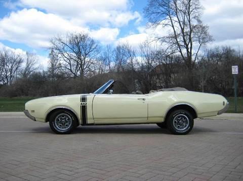1969 Oldsmobile Cutlass for sale at Classic Auto Haus in Geneva IL