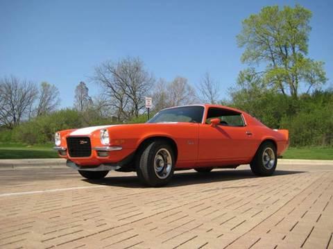 1971 Chevrolet Camaro for sale at Classic Auto Haus in Geneva IL