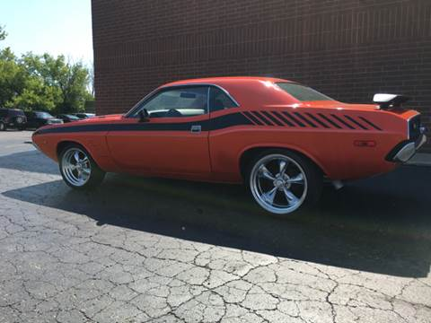 1973 Dodge Challenger for sale at Classic Auto Haus in Geneva IL