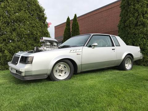 1984 Buick Regal for sale at Classic Auto Haus in Geneva IL
